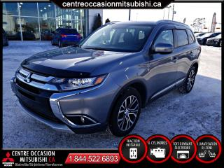 Used 2018 Mitsubishi Outlander SE TOURING V6 7 PASSAGERS TOIT OUVRANT for sale in St-Jérôme, QC