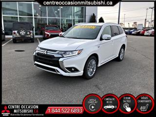 Used 2019 Mitsubishi Outlander SE S-AWC PHEV LTD APPLE CAR PLAY for sale in St-Jérôme, QC