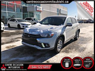 Used 2019 Mitsubishi RVR SE AWC APPLE CARPLAY for sale in St-Jérôme, QC