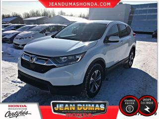 Used 2018 Honda CR-V LX Traction Intégrale for sale in St-Félicien, QC