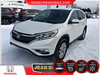 Used 2016 Honda CR-V SE 5 portes TI for sale in St-Félicien, QC