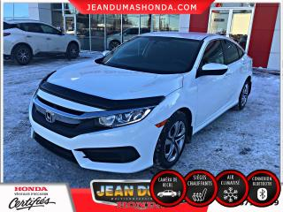 Used 2017 Honda Civic LX 4 portes CVT for sale in St-Félicien, QC