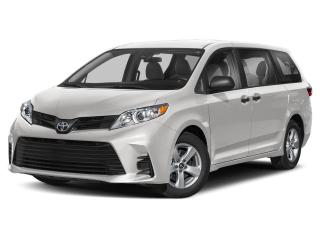 New 2020 Toyota Sienna LE for sale in Moncton, NB