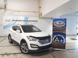 Used 2015 Hyundai Santa Fe 2L TURBO SE/AWD/MAGS/CUIR GARANTIE 2020 for sale in Jonquière, QC