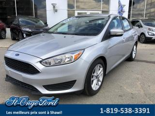 Used 2016 Ford Focus BERLINE SE for sale in Shawinigan, QC