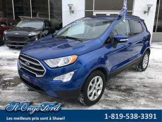 Used 2019 Ford EcoSport SE TA for sale in Shawinigan, QC