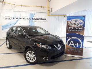 Used 2017 Nissan Qashqai Sv/awd/toit/mags for sale in Jonquière, QC