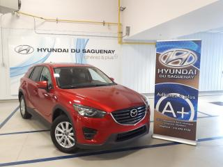 Used 2016 Mazda CX-5 GT/AWD/TOIT/CUIR GARANTIE 2020 for sale in Jonquière, QC