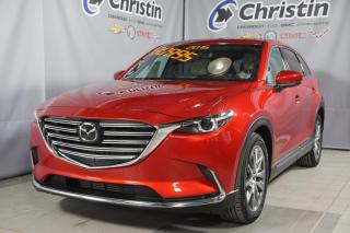 Used 2016 Mazda CX-9 GT AWD GPS SUNROOF CUIR**16233 KM** for sale in Montréal, QC