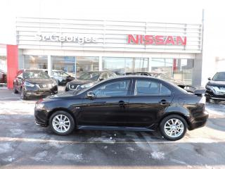 Used 2015 Mitsubishi Lancer Berline 4 portes CVT SE traction avant for sale in St-Georges, QC