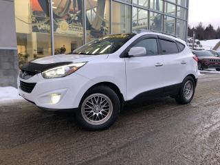 Used 2015 Hyundai Tucson GLS AWD CUIR TOIT 40$/Sem for sale in Ste-Agathe-des-Monts, QC