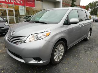 Used 2016 Toyota Sienna LE ** AWD 7 PASSAGERS  BAS KM ** for sale in Longueuil, QC