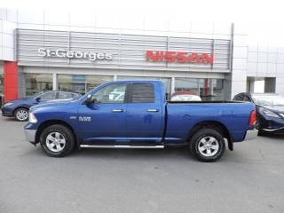 Used 2017 RAM 1500 SLT 4RM Groupe Protection et Remorquage for sale in St-Georges, QC