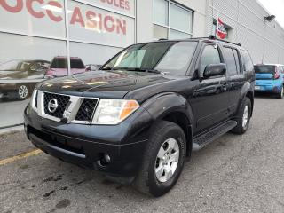 Used 2005 Nissan Pathfinder SE 7 PASSENGER 4x4, 7 PASSAGER for sale in Montréal, QC