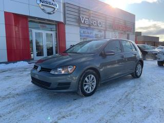 Used 2016 Volkswagen City Golf TSI for sale in Val-D'or, QC