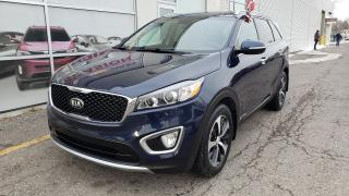 Used 2017 Kia Sorento EX V6 AWD 7 PASSAGERS 7 PASSAGERS for sale in Montréal, QC
