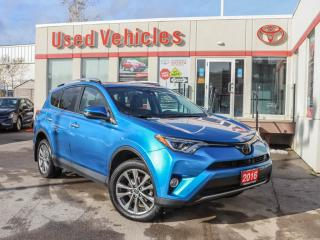 Used 2016 Toyota RAV4 AWD 4dr Limited for sale in North York, ON