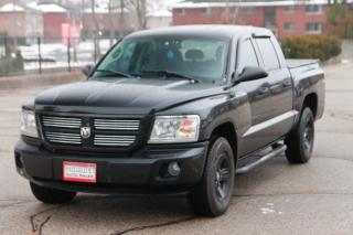 Used 2008 Dodge Dakota SXT NO Accidents | 4WD | CERTIFIED for sale in Waterloo, ON