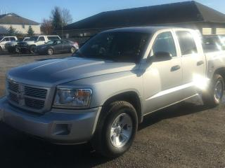 Used 2011 Dodge Dakota SXT LOW KMs | ONLY 85K | NO Accidents | CERTIFIED for sale in Waterloo, ON