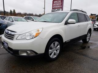 Used 2010 Subaru Outback 2.5 i Sport BLUE TOOTH !!  SUNROOF !!  HEATED SEATS !! for sale in Cambridge, ON