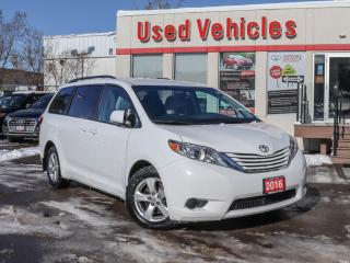 Used 2016 Toyota Sienna 5DR LE 8-PASS FWD for sale in North York, ON
