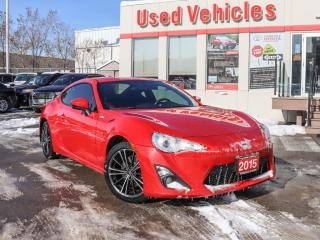 Used 2015 Scion FR-S 2dr Cpe Auto for sale in North York, ON
