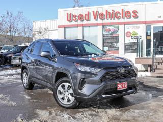 Used 2019 Toyota RAV4 FWD LE for sale in North York, ON