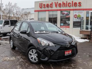 Used 2018 Toyota Yaris 5DR LE AUTO for sale in North York, ON