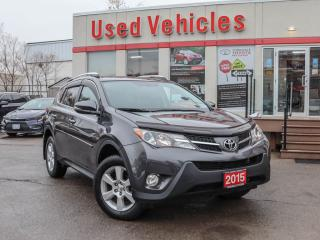 Used 2015 Toyota RAV4 AWD 4dr LE for sale in North York, ON
