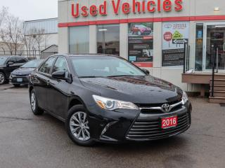 Used 2016 Toyota Camry 4dr Sdn I4 Auto LE for sale in North York, ON