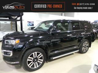 Used 2016 Toyota 4Runner SR5 LIMITED| 7PASS| NAVI| 20ALLOYS for sale in Vaughan, ON