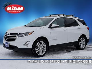 Used 2019 Chevrolet Equinox Premier 2.0L Turbo, Htd F&R Ltr Seats, Sunroof, NAV, Bose for sale in Peterborough, ON