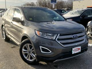Used 2016 Ford Edge SEL HEATED SEATS, NAVIGATION for sale in Midland, ON