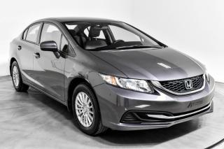 Used 2014 Honda Civic Lx A/c Bluetooth for sale in St-Hubert, QC