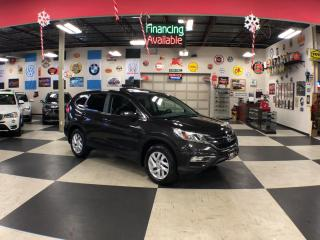 Used 2015 Honda CR-V EX AUT0 AWD SUNROOF BLUETOOTH BACKUP CAMERA 99K for sale in North York, ON