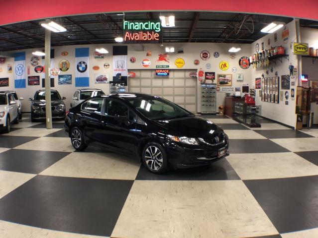 2015 Honda Civic Sedan EX AUT0 A/C SUNROOF BACKUP CAMERA BLUETOOTH 99K