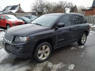 Used 2014 Jeep Compass 4WD 4DR NORTH for sale in Oshawa, ON