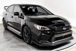 Used 2018 Subaru Impreza WRX STI SPORT PACK TOIT 6 VIT for sale in St-Hubert, QC