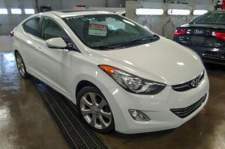 Used 2013 Hyundai Elantra CUIR MAGS A/C TOIT SIEGES CHAUFFANTS for sale in St-Hubert, QC