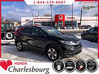 Used 2017 Honda CR-V LX AWD **32 118 KM**UN PROPRIÉTAIRE** for sale in Charlesbourg, QC