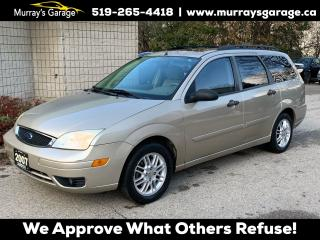 Used 2007 Ford Focus ZXW SE for sale in Guelph, ON