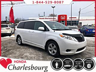 Used 2013 Toyota Sienna LE V6 **8 PASSAGERS** for sale in Charlesbourg, QC