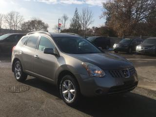 Used 2010 Nissan Rogue SL AWD for sale in London, ON