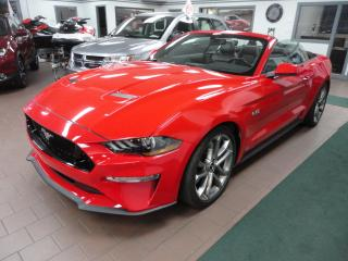 Used 2019 Ford Mustang GT Premium Perform Pkg Convert Cuir Nav for sale in Laval, QC