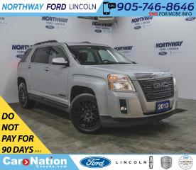 Used 2013 GMC Terrain SLE-2 | AWD | HTD SEATS | BACKUP CAM | XM RADIO | for sale in Brantford, ON