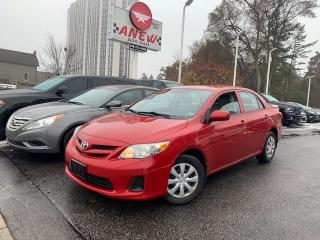Used 2011 Toyota Corolla CE for sale in Cambridge, ON
