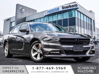 Used 2015 Dodge Charger SXT|WINTER TIRES|NO ACCIDENT for sale in Scarborough, ON