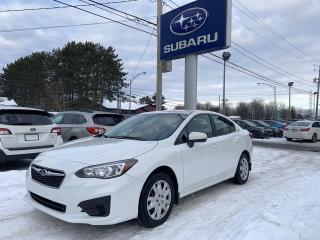 Used 2018 Subaru Impreza 2.0i Commodité 4 portes BA for sale in Victoriaville, QC
