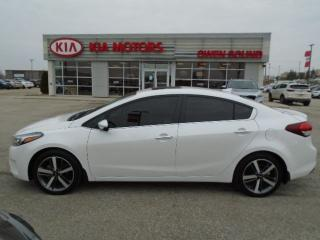 Used 2017 Kia Forte SX for sale in Owen Sound, ON
