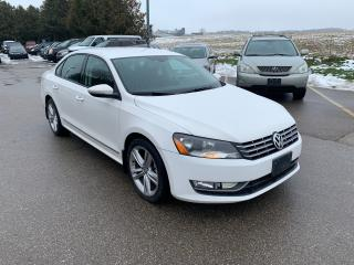 Used 2012 Volkswagen Passat 2.0 TDI DSG Trendline + alloy wheels for sale in Waterloo, ON